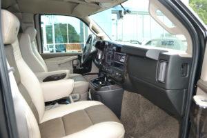 Explorer Van Passenger Seat