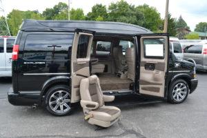 Explorer Van Company Conversion Van Land