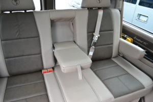 Explorer Van Rear Bench Seat
