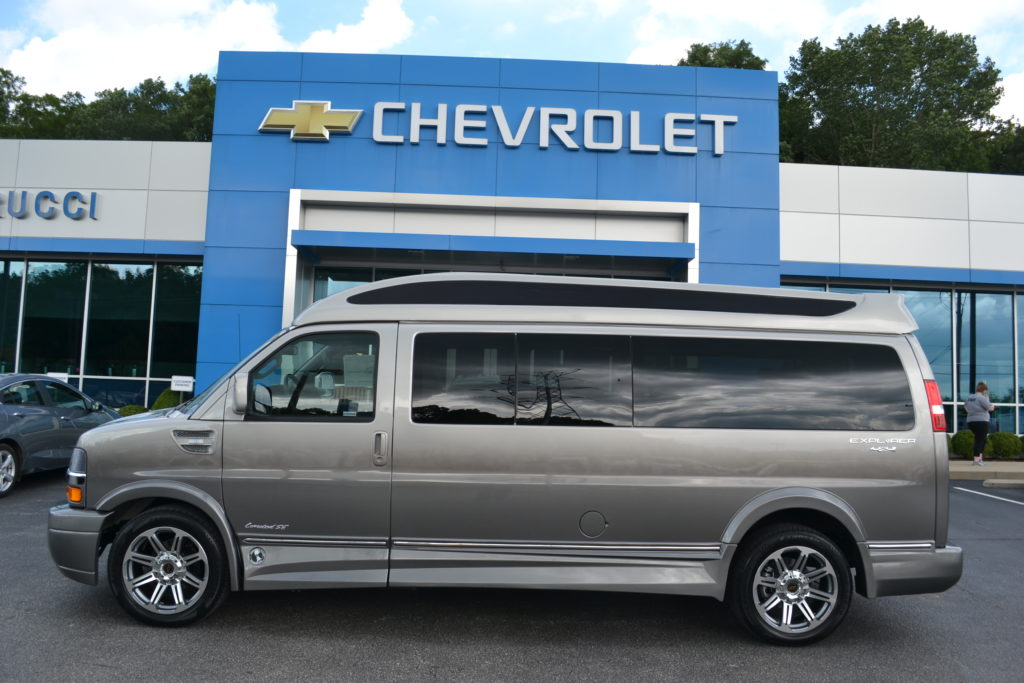 2018 4X4 Express Conversion Van