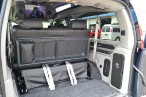 Cargo Room conversion Van