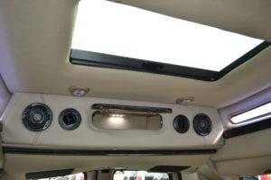 Sunroof Explorer Van