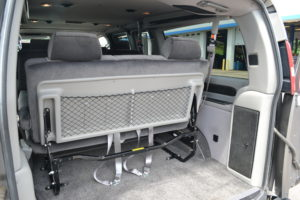 Explorer Van AWD Options
