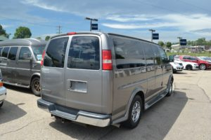 AWD Low Top Explorer Van