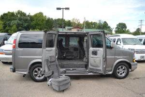 Quick Release Center Captain Chairs Explorer Van Company
