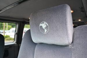 Explorer Van Seating Option