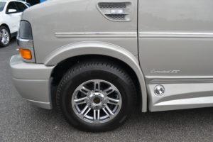 Michelin Tires Explorer Van Co