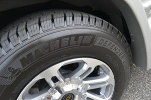 Michelin Tire Explorer Van Co