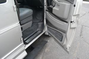 Power Retractable Running Boards Explorer Van Company