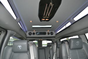 9 Passenger Explorer Conversion Van