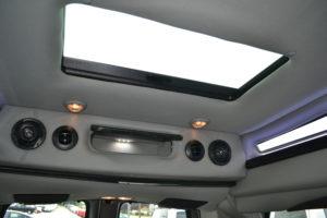 Explorer Van Power Sunroof