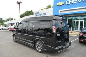 2011 Explorer Van