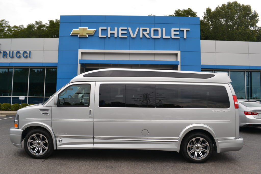 9 passenger conversion van