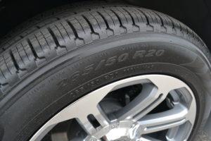 Pirelli Tire Conversion Van