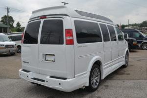 New Explorer Van Mike Castrucci Chevrolet