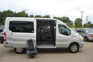 Explorer Van Company #1 Dealer Mike Castrucci Conversion Van Land
