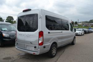 Ford Transit 250 Medium Roof Conversion Van by Explorer Van Company
