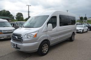 Ford Transit Medium Roof 1FTYR2CG5KKB43823Conversion Van by Explorer Van Company
