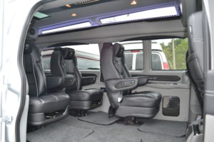 Easy Quick Release Center Captain Chairs Explorer Van Co