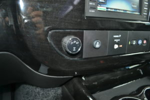 Four Wheel Drive Selection switch