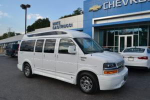 Conversion Vans for sale