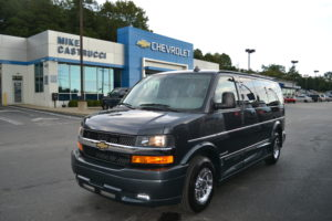 New AWD Conversion Van