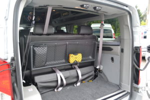 Ford Conversion van Interior