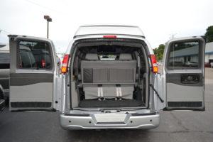 Express Van Storage