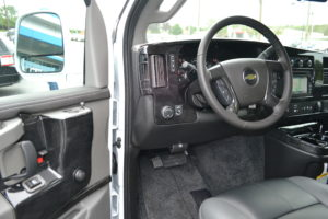 Express Van Driver Information Center