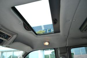 Explorer Van Power Sunroof with Sunshade