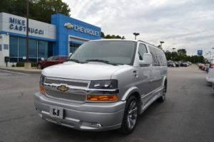 Explorer Van Dealer