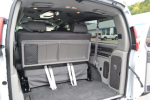 Cargo Room Explorer Van