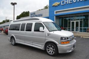 4 Wheel Drive Conversion Van