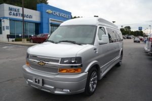 9 Passenger 4X4 Conversion Van