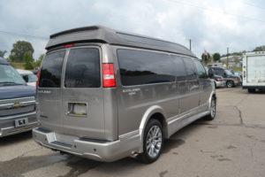 9 Passenger 4X4 van