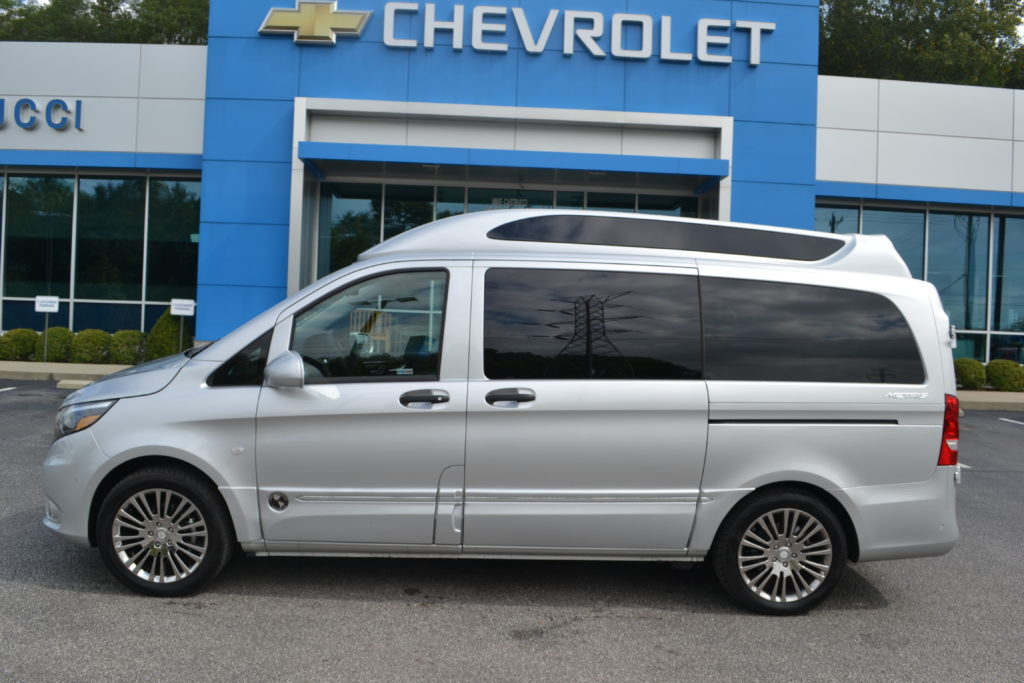 2019 Mercedes Metris Mike Castrucci Conversion Van Land