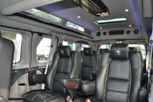 Family Travel Van