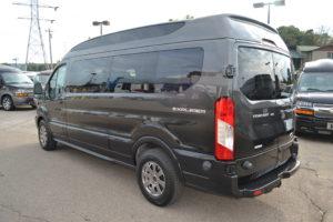 Diesel Conversion Van Mike Castrucci Ford