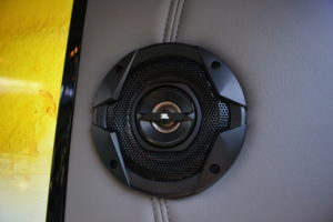 Explorer Van JBL Speaker option