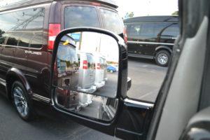 Side Blind Zone Mirror