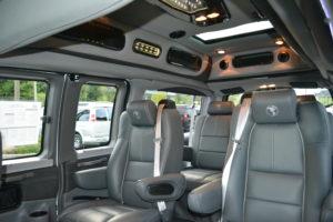 Explorer Van Company Seats