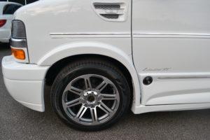20in. Explorer Wheel with Pirelli Tires
