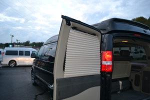 Explorer Van Window Shades