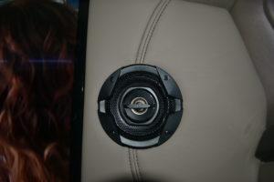 JBL Speaker Explorer Van Interior