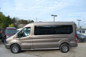 Ford Medium Roof Conversion Van