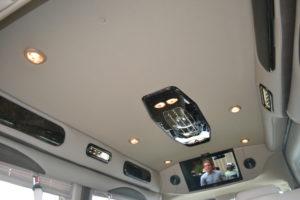 Explorer Van Interior Lighting