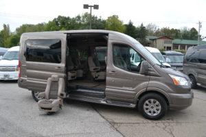 Ford Conversion Van 9 Passenger