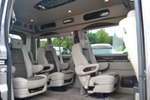 Ford Transit Medium Roof Conversion Van