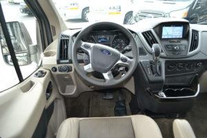 New Ford Conversion Van