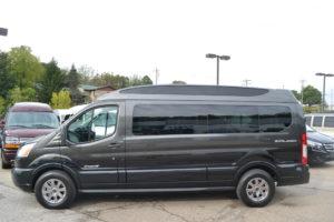 Ford Diesel Conversion Van